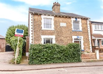 Thumbnail 2 bedroom semi-detached house for sale in Montague Road, Uxbridge, Middlesex