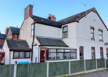 Thumbnail 3 bed end terrace house for sale in Bagnall Road, Milton, Stoke-On-Trent