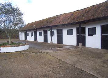 Thumbnail 1 bed equestrian property to rent in Blandys Lane, Upper Basildon