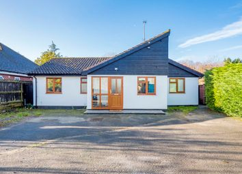 Thumbnail 4 bed detached bungalow for sale in Millwood Road, Polstead, Colchester