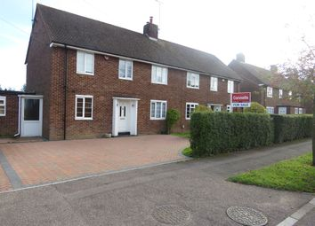 Thumbnail 4 bed semi-detached house for sale in Great Ley, Welwyn Garden City