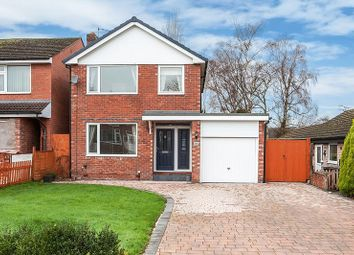 Thumbnail 3 bed detached house for sale in Cumberland Road, Congleton