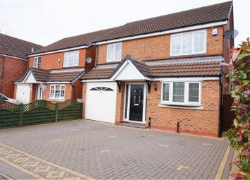 Thumbnail 4 bedroom detached house for sale in Goscote Road, Walsall