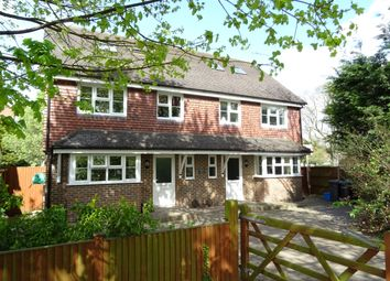 Thumbnail 4 bedroom semi-detached house for sale in Rickman Crescent, Addlestone