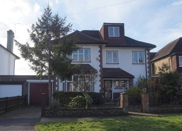 Thumbnail 4 bed detached house to rent in Northfield Avenue, Pinner