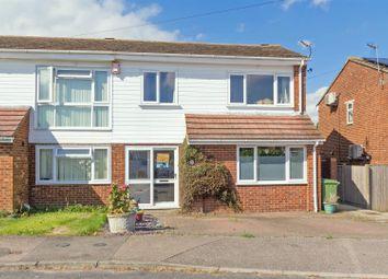 Thumbnail 3 bed semi-detached house for sale in Honeyball Walk, Teynham, Sittingbourne