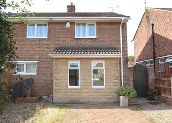 3 bed semi-detached house for sale in Valley Road, Shirebrook, Mansfield NG20