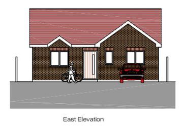Thumbnail 1 bed detached bungalow for sale in Halfrey Road, Chichester