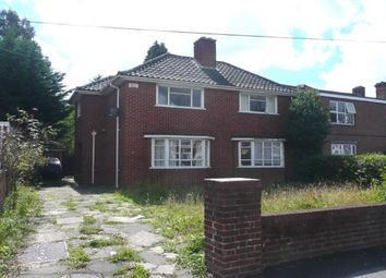 Thumbnail 3 bedroom property to rent in Howard Road, Shirley, Southampton