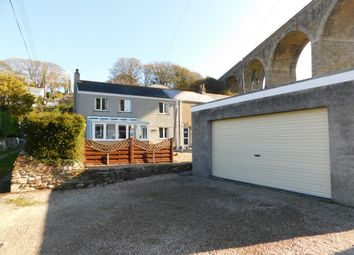 Thumbnail 4 bed end terrace house for sale in Riverside, Angarrack, Hayle