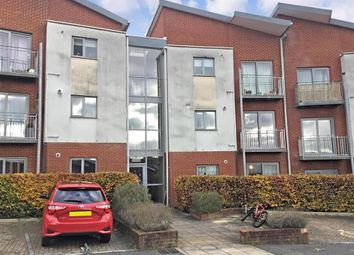 Thumbnail 2 bed flat for sale in Olivier Crescent, Dorking, Surrey