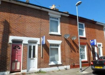 Thumbnail 2 bed terraced house to rent in Norland Road, Southsea