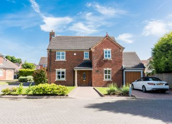 Thumbnail Detached house for sale in Plough Court, Sutton Coldfield, West Midlands