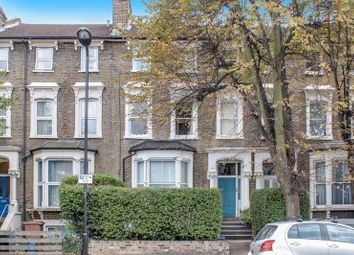 Thumbnail 4 bed flat for sale in Evering Road, London