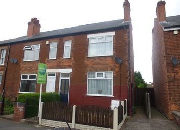 Thumbnail 2 bed end terrace house for sale in Chesterfield Road South, Mansfield