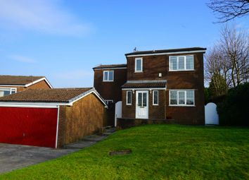 Thumbnail 4 bed detached house for sale in Kilworth Drive, Lostock, Bolton