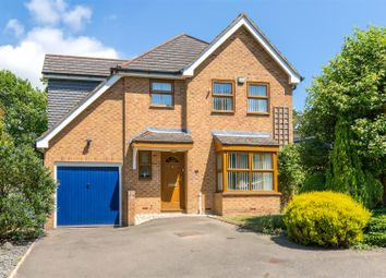 Thumbnail 4 bed detached house for sale in Meadow Rise, Horam, Heathfield