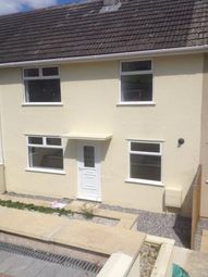 Thumbnail 3 bed terraced house to rent in Lilac Close, Plymouth, Devon