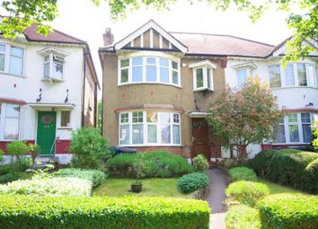 Thumbnail 4 bed semi-detached house to rent in Nether Street, Finchley