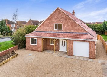 Thumbnail 5 bed detached house for sale in Walcott Road, Billinghay, Lincoln