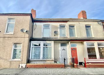 Thumbnail 3 bed terraced house for sale in Court Road, Grangetown, Cardiff