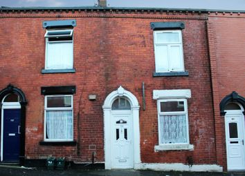 Thumbnail 2 bed terraced house for sale in Ward Street, Oldham, Lancashire