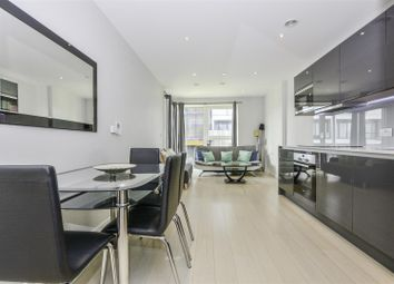 Thumbnail 1 bed flat to rent in Glasshouse Gardens, London