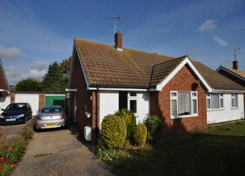 Thumbnail 2 bed semi-detached bungalow for sale in Rochford Way, Frinton Homelands