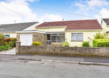 Thumbnail 3 bed bungalow for sale in Glebeland Close, Coychurch, Bridgend.