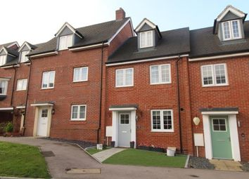 Thumbnail 3 bed terraced house for sale in Church Crookham, Fleet, Hampshire