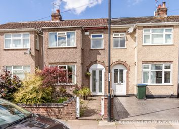 Thumbnail 3 bedroom terraced house for sale in Overslade Crescent, Coundon, Coventry