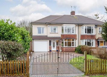 Thumbnail 4 bedroom semi-detached house for sale in Canford Lane, Westbury On Trym, Bristol