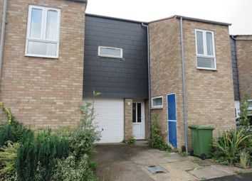 Thumbnail 3 bed terraced house for sale in Coningsby Close, Leamington Spa