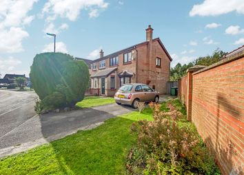 Thumbnail 3 bed semi-detached house for sale in Hilton Drive, Peterlee