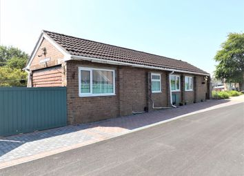 Thumbnail 2 bed bungalow to rent in Fen Road, Holbeach, Spalding