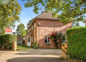 Thumbnail Semi-detached house for sale in Park Road, Banbury