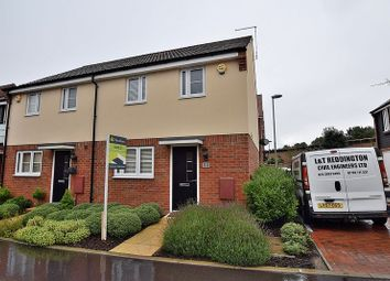 Thumbnail 3 bed end terrace house for sale in Wolseley Drive, Dunstable