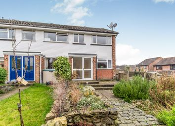 Thumbnail 3 bedroom end terrace house for sale in Higham Close, Tovil, Maidstone