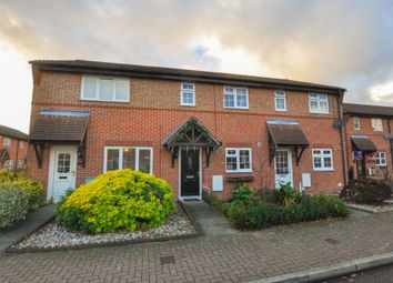 Thumbnail 2 bed terraced house for sale in Coalport Close, Newhall, Harlow