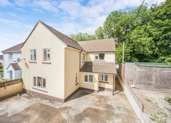 Thumbnail 4 bed semi-detached house for sale in Halwill, Beaworthy, Devon