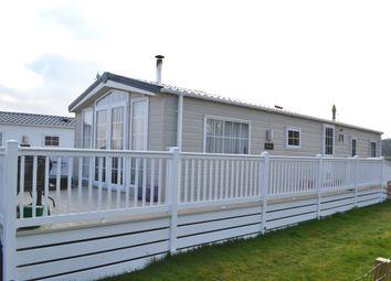 Thumbnail 1 bedroom mobile/park home for sale in Findhorn Park, Mundole, Forres