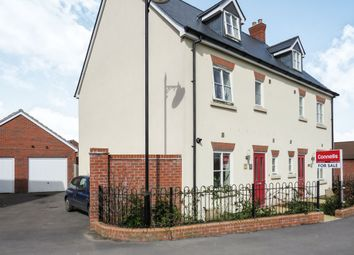 Thumbnail 4 bedroom semi-detached house for sale in Bramble Patch, Shaftesbury