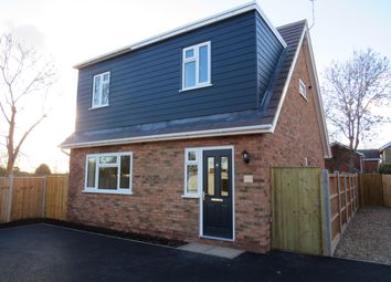 Thumbnail 3 bed property to rent in Oakleigh Close, Raunds, Wellingborough