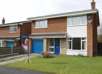 Thumbnail 4 bed detached house to rent in Bank Field, Bolton, Bolton