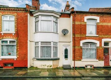 Thumbnail 3 bedroom terraced house for sale in Cowper Street, Northampton, Northamptonshire, Northants