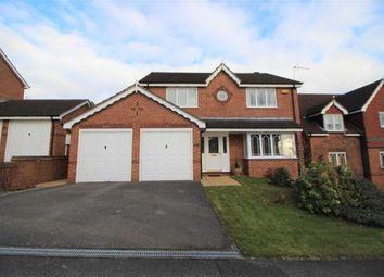 Thumbnail 4 bed detached house for sale in Lancaster Rise, Belper, Derbyshire