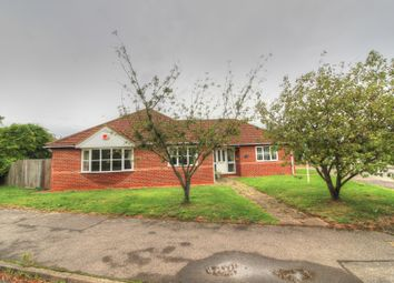 Thumbnail 4 bed bungalow for sale in The Hawthorns, Pinchbeck, Spalding