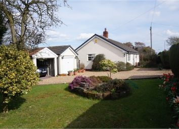 Thumbnail 3 bed detached bungalow for sale in Fingerpost Lane, Norley