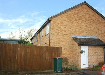 Thumbnail 1 bed end terrace house to rent in Cottesmore Green, Crawley, West Sussex.