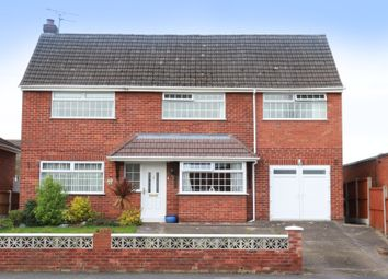 Thumbnail 4 bed detached house for sale in Underwood Drive, Whitby, Ellesmere Port